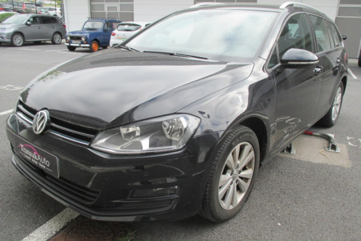 VOLKSWAGEN GOLF SW BUSINESS